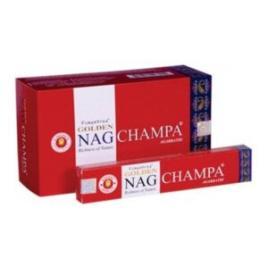 Betisoare parfumate Golden Nag Champa