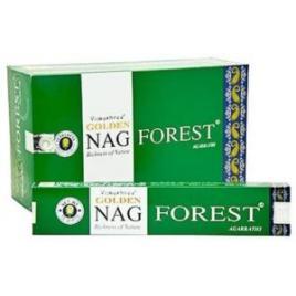 Betisoare parfumate Golden Nag Forest