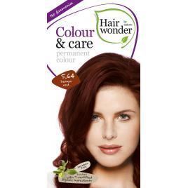 Vopsea par naturala, Colour & Care, 5.64 Henna Red, Hairwonder