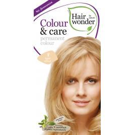 Vopsea par naturala, Colour & Care, 8 Light Blond, Hairwonder
