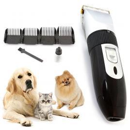 Masina profesionala pentru tuns caini sau pisici cu lama reglabila si 4 distantiere, putere 3,5w