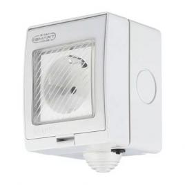 Priza pentru exterior smart ip55 max 2200w