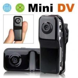 Camera video spion miniatura mini dv voice recorder