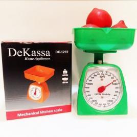 Cantar mecanic de bucatarie dekassa dk-1297