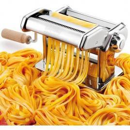 Masina de taitei si spaghete din otel inoxidabil grunberg gr155