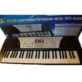 Orga electronica 54 clape cu microfon inclus xy-218