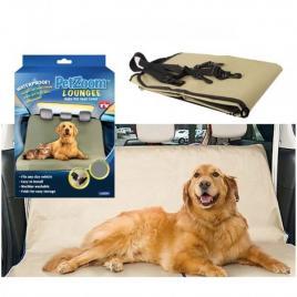Patura auto pentru protectie bancheta auto ideal caini si pisici pet zoom loungee