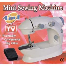 Masina de cusut 4 in 1 mini sewing machine hy-201