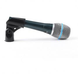 Microfon supercardioid condenser shure beta 87a