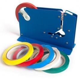 Set de 24 role banda adeziva pentru sigilarea pungilor la ambalarea produselor