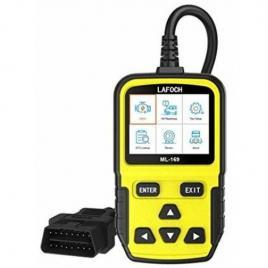 Tester auto profesional universal obd2 prin diagnoza auto lafoch ml-169