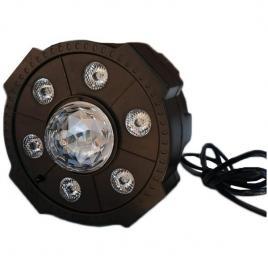 Proiector led par light 6 x led cu glob rgb,stick usb si bluetooth
