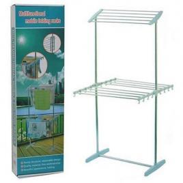 Uscator pliabil de rufe multifunctional mobile folding racks