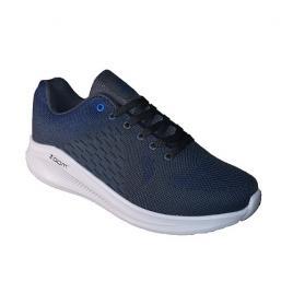 Sneakers Letoon Albastru din material textil flexibil NKT04ZOOM