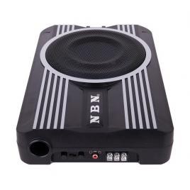 Subwoofer compact cu amplificator inclus nbn 813 maniacars