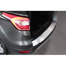 Ornament protectie bara din inox calitate premium ford kuga 2 2012-2019