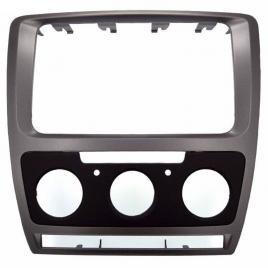 Rama adaptoare trim skoda octavia 2 facelift 2009-2013 clima manuala