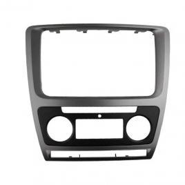 Rama adaptoare trim skoda octavia 2 facelift 2009-2013 climatronic
