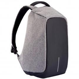 Rucsac Laptop Slim Ultralight cu port USB Culoare Gri