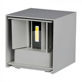 Corp iluminat led exterior 12w ip65 3000k alb cald