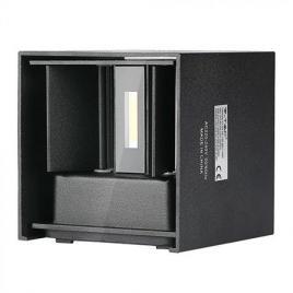 Corp iluminat exterior led 6w ip65 3000k alb cald