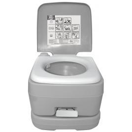 Toaleta portabila streetwize 10 l , wc ecologic cu sistem tragere apa kft auto