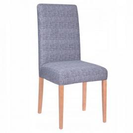 Husa scaun dining/bucatarie, din spandex, culoare albastru