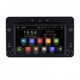 Navigatie Android Alfa Romeo 159 Spider Brera , 2GB + 16GB ROM , Internet , 4G , Aplicatii , Waze , Wi Fi , Usb , Bluetooth , Mirrorlink