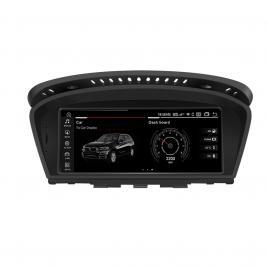 Navigatie Gps Android BMW Seria 3 E90 E91 ( 2005 - 2013 ) , 4 GB RAM + 32 GB ROM , Internet , 4G , Youtube , Waze , Wi Fi , Usb , Bluetooth , Mirrorlink