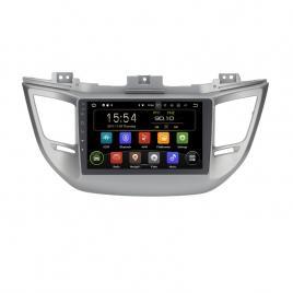 Navigatie Gps Android Hyundai ix35 Tucson ( 2014 - 2018 ) , 2GB RAM +16 GB ROM , Internet , 4G , Aplicatii , Waze , Wi Fi , Usb , Bluetooth , Mirrorlink