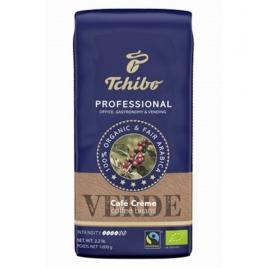 Cafea boabe tchibo professional verde cafe creme, 1 kg
