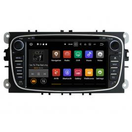 Navigatie Android Ford Mondeo Focus S Max Transit Tourneo , 2GB RAM +16GB ROM, Internet , 4G , Aplicatii , Waze , Wi Fi , Usb