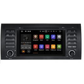 Navigatie BMW Seria 5 E39 X5 E53 Seria 7 E38 , Android 10 , 2GB RAM , Internet , 4G , Aplicatii , Waze , Wi Fi , Usb