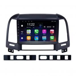 Navigatie Gps Hyundai Santa Fe 2006 - 2012 , 2GB RAM + 32 GB ROM , Display 9