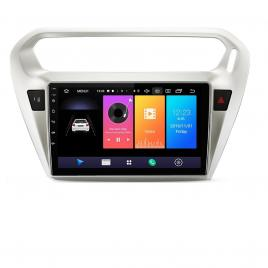 Navigatie Gps Peugeot 301 / Citroen C-Elysee ( 2012 + ) , Android , 2 GB RAM + 32 GB ROM , Display 10.1