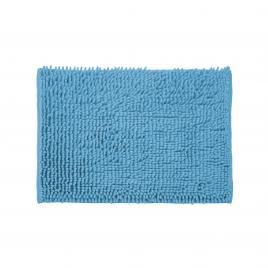 Covoras baie AWD02161396, poliester, albastru, 1 x 40 x 60 cm