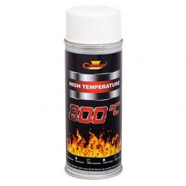 Spray vopsea alb champion etriere ,universal rezistent termic 400ml