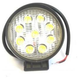 Proiector LED Bar, Off Road, rotund, 27W, 11 cm