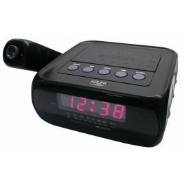 Radio cu ceas adler si proiector ora pe tavan sau perete
