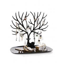 Stand de bijuterii Cerb, 22x24 cm, culoare negru