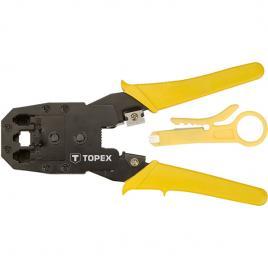 Cleste pentru sertizat conectori topex 32d409