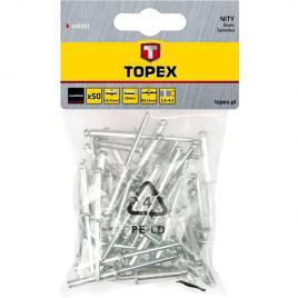 Nituri de aluminiu topex 43e505