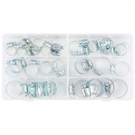Set coliere metalice cu surub neo tools 11-981