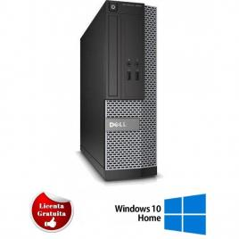 Dell Optiplex 7010 Intel Core i7-3770 3.40GHz up to 3.90GHz 4GB DDR3 500GB HDD SATA DVD-ROM Desktop Soft Preinstalat Windows 10 Home