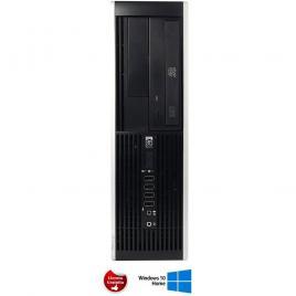 HP 6200 Pro Intel Core i5-2400s 2.5GHz up to 3.1GHz 4GB DDR3 250GB HDD DVD-RW SFF Soft Preinstalat Windows 10 Home
