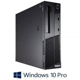 Lenovo ThinkCentre M93p SFF, Intel Quad Core i5-4570, Win 10 Pro