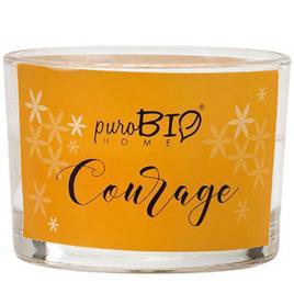 Lumanare parfumata bio 02 Courage 120g PuroBio Home