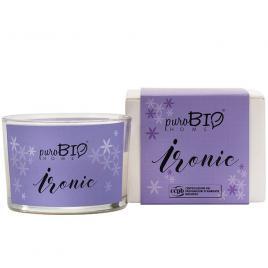 Lumanare parfumata bio 03 Ironic 120g PuroBio Home
