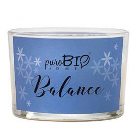 Lumanare parfumata bio 04 Balance 120g PuroBio Home