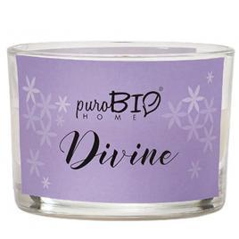 Lumanare parfumata bio 08 Divine 120g PuroBio Home